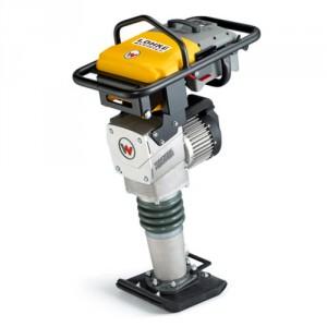 Wacker AS50 vibrationsstamper inkl. batteri og lader