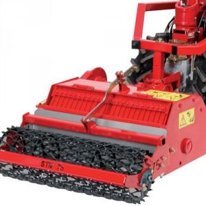 Rotorharve til Nibbi traktor