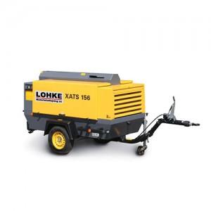 Atlas Copco XATS156 kompressor