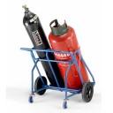 Oxygen og propangas